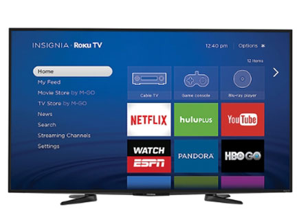 Insignia 55-inch Roku TV Review: Smart and Cheap | Tom's Guide