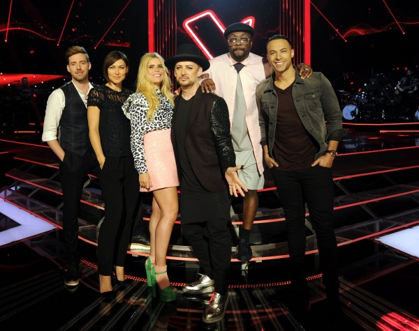 The Voice team