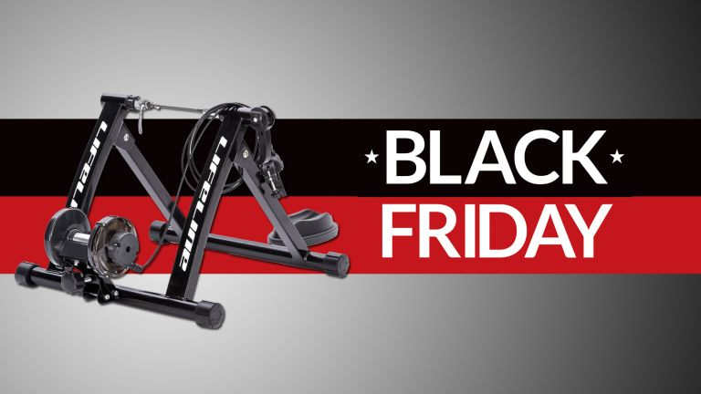 LifeLine Turbo Trainer deal cycling deal black Friday bike deal