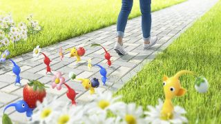 Niantic Pikmin AR game