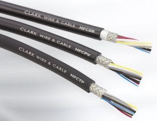 Clark HFC Series Hybrid Fiber Camera Cables