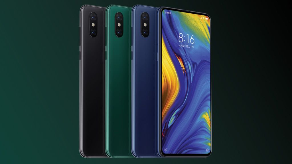 Xiaomi Mi Mix 3 packs up to 10GB of RAM and a stunning 93% screen-to-body ratio