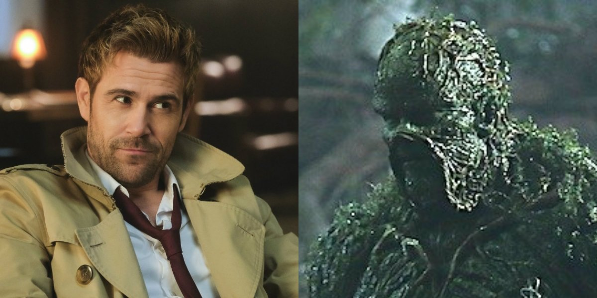 Could Legends Of Tomorrow Crossover With Swamp Thing? Here's What Marc Guggenheim Said