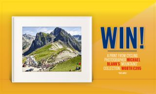 Procycling Magazine Competition - Win a Michael Blann Print