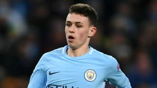 Phil Foden, Manchester City, England