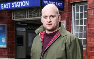 Eastenders - Stuart Highway played by Ricky Champ