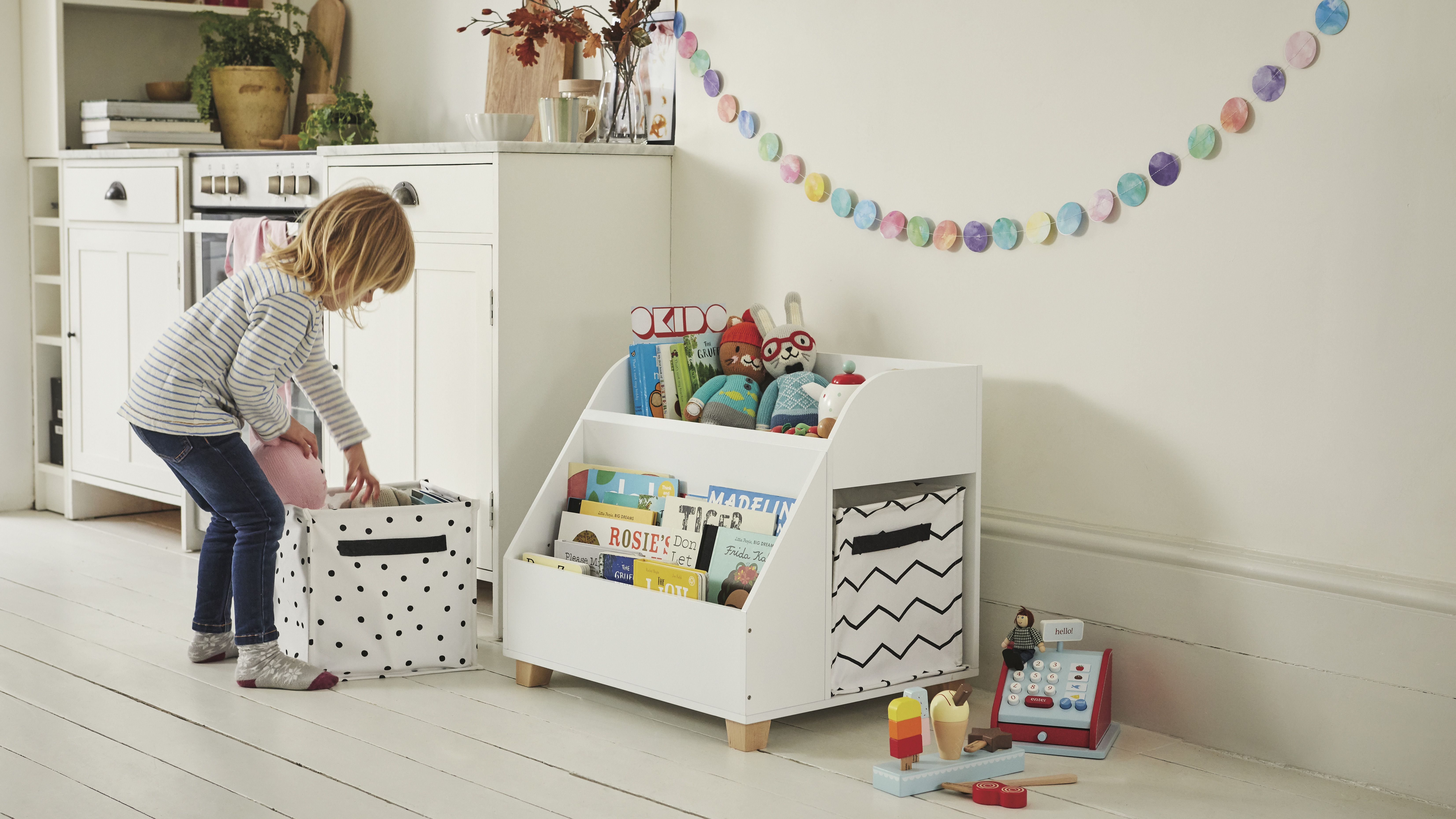 Nursery Storage Solutions 10 Of The Best Buys To Organise A
