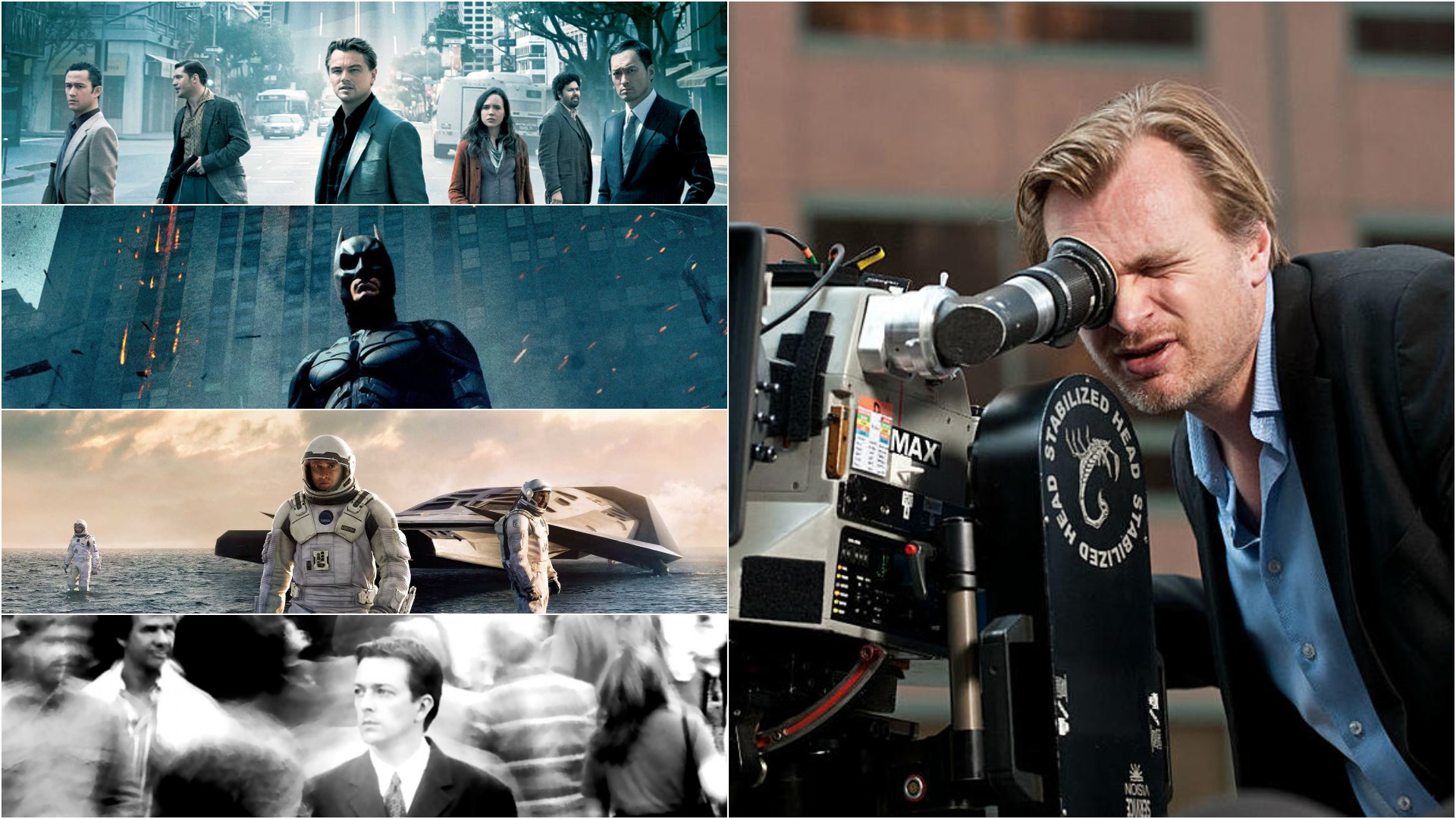 Best Christopher Nolan Movies Ranked In Preparation For Tenet Gamesradar