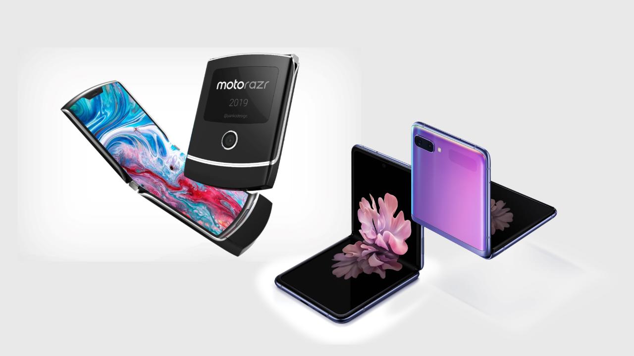 Samsung Galaxy Z Flip and Motorola Razr plagued by foldable phone ...