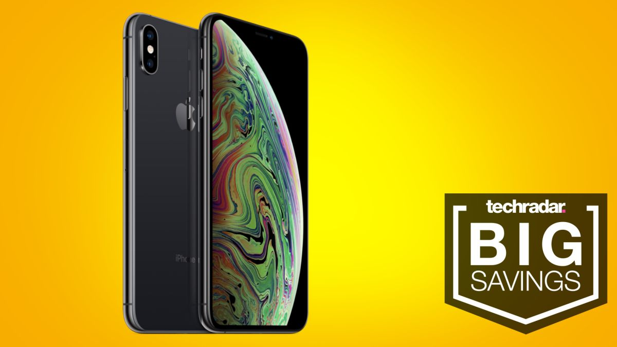 Don't miss this $30 iPhone XS - the best Black Friday iPhone deal today