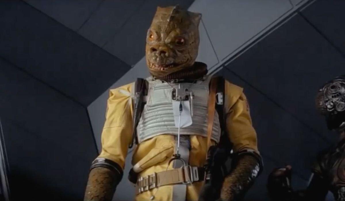 Bossk in Star Wars: Empire Strikes Back
