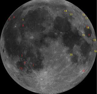 NASA: Help Us Spot Moon Meteorites
