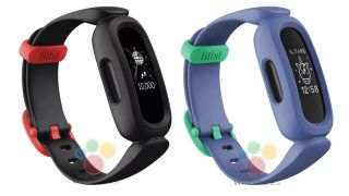 Leaked renders of the Fitbit Ace 3