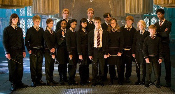 Dumbledore's Army harry potter