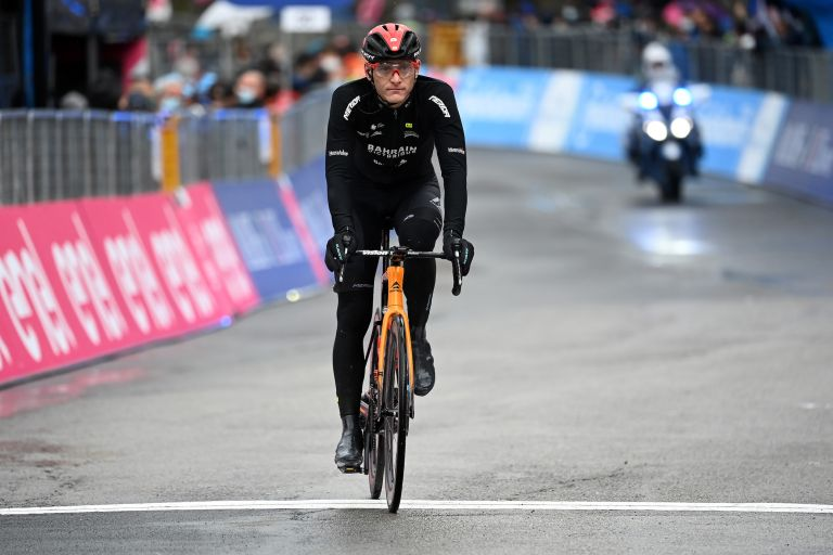 Matej Mohorič at the Giro d'Italia 2021