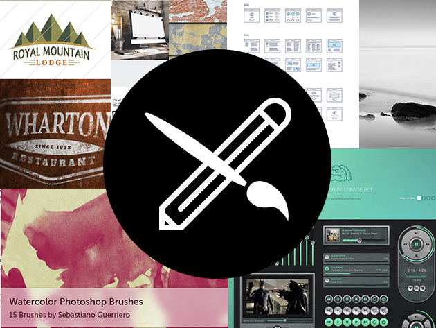 This inspirational design bundle will bring your ideas to life