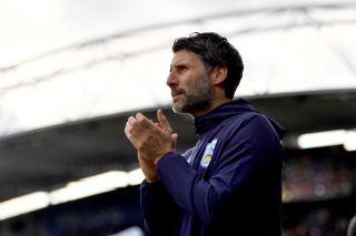 Huddersfield Town v Leeds United – Sky Bet Championship – John Smith's Stadium