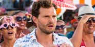 Jamie Dornan's Wife Had A Very Funny Observation About His Barb And Star Performance