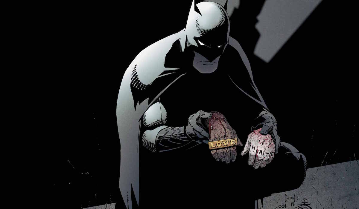 Batman from Scott Snyder run
