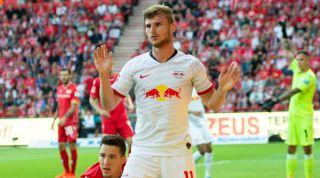 Timo Werner Liverpool