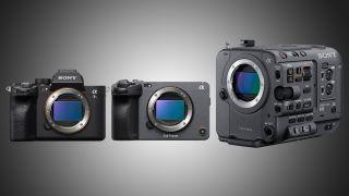 Sony A7S III vs FX3 vs FX6