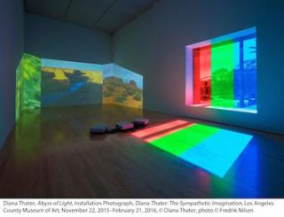 Video Art Via Video Tech: Sony Projectors Support LA County Museum of Art