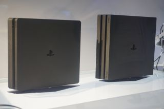 PS4 Pro vs. PS4 Slim