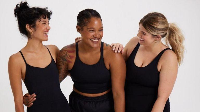 Girlfriend Collective New Essentials line