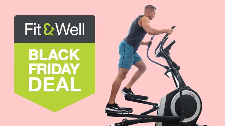 Black Friday elliptical machines deal
