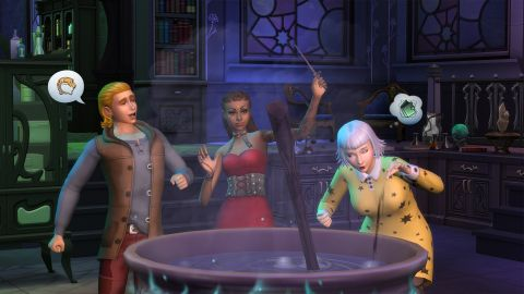 The Sims 4 Realm of Magic review: