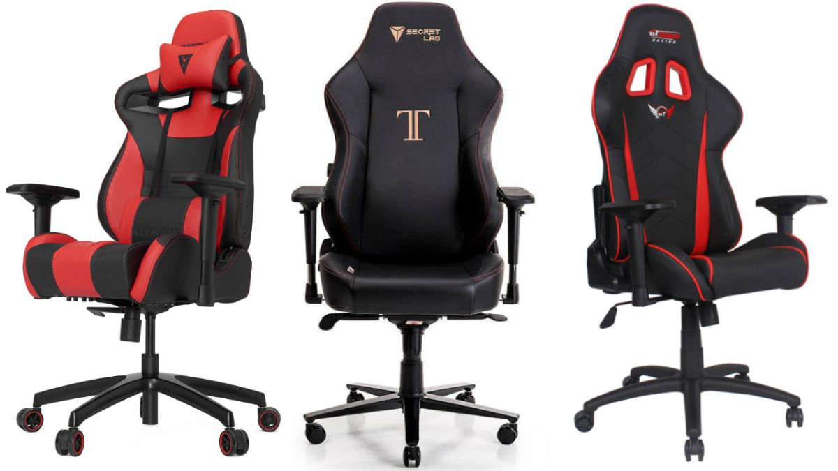 The Best Gaming Chairs September 2018 Gamesradar