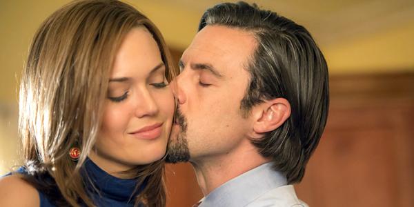Mandy Moore Rebecca Pearson Milo Ventimiglia Jack Pearson This Is Us NBC