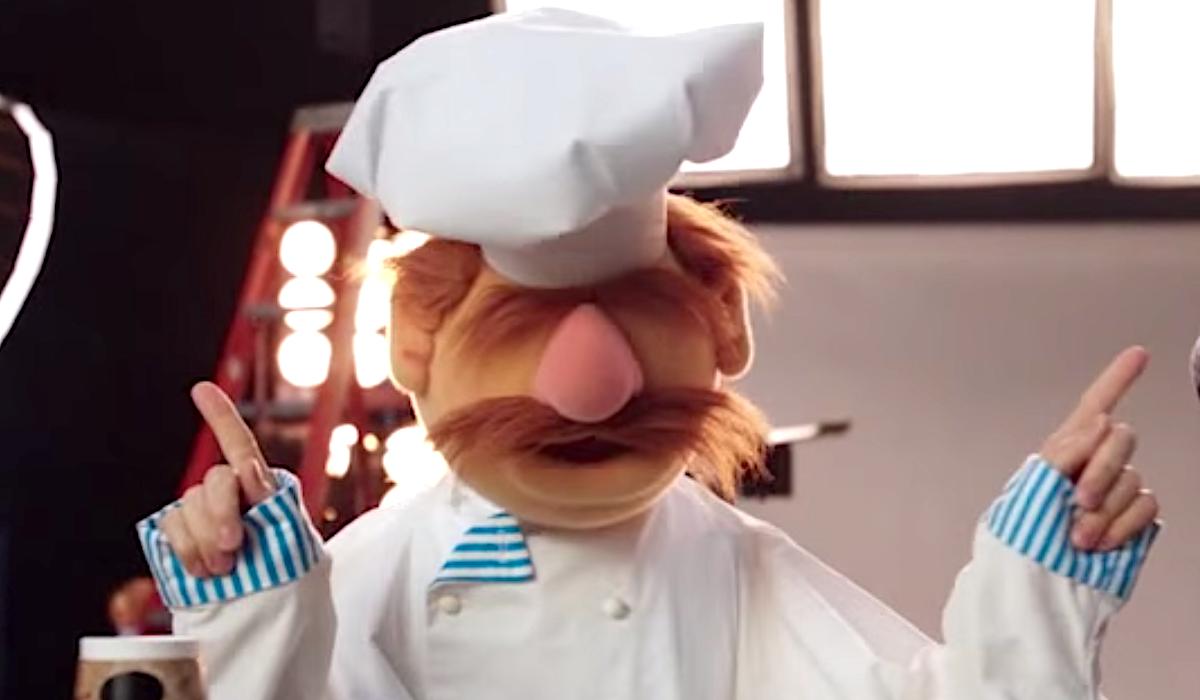 chef sueco os muppets abc show