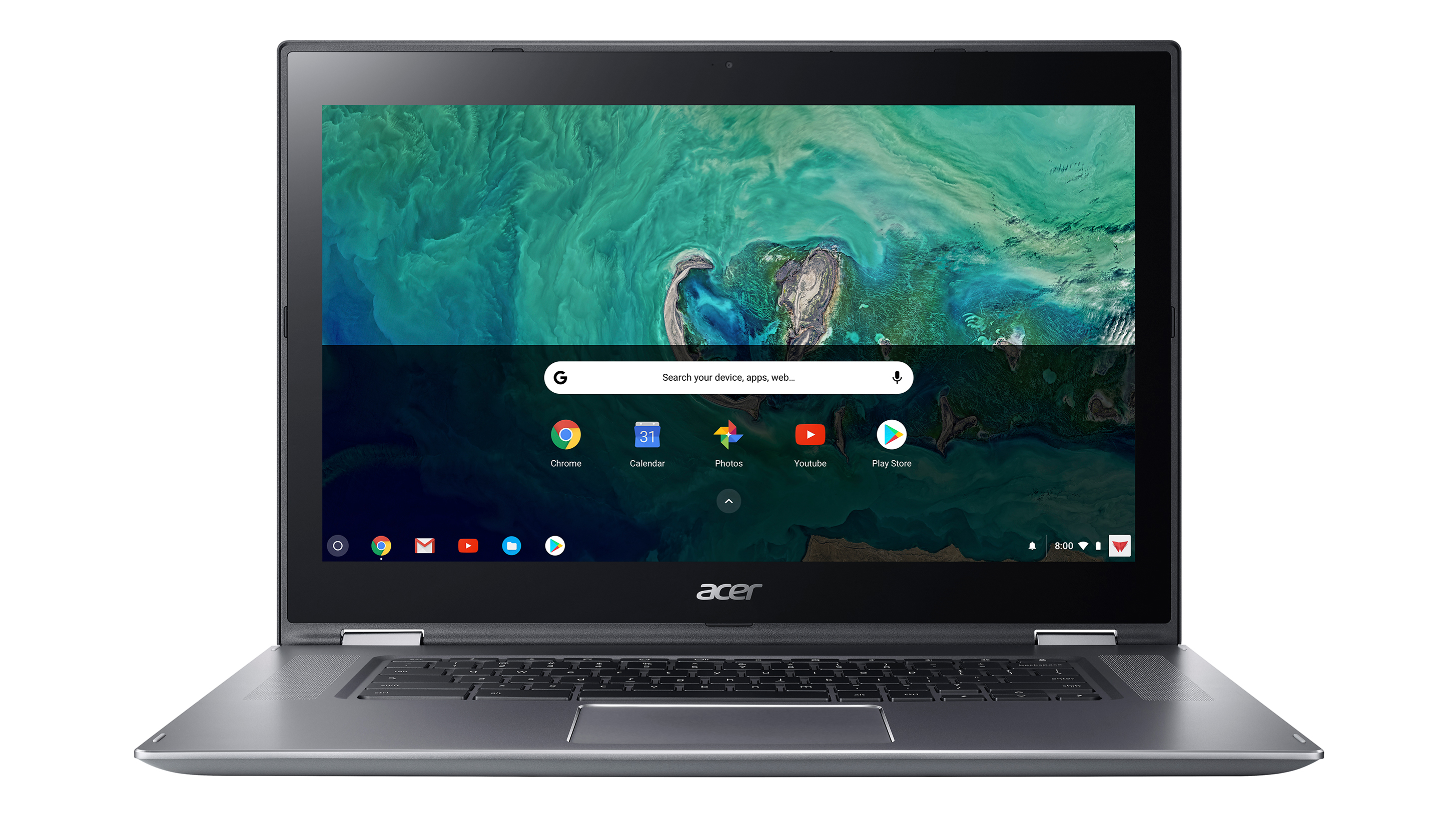 Acer Chromebook Spin 15 is the world's first 15-inch, 2-in-1