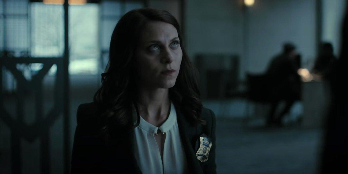 Savannah Welch as Barbara Gordon in Titans Season 3