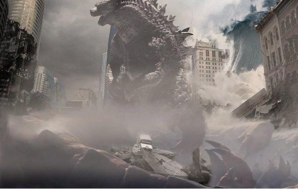 Godzilla Sequel