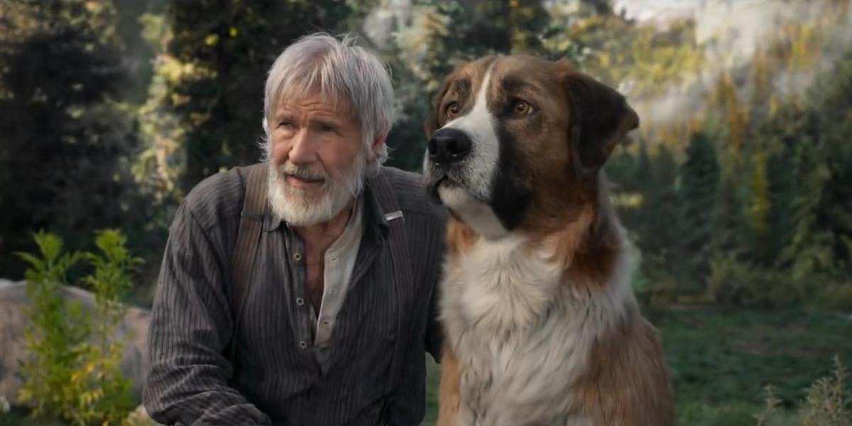 Harrison Ford in Call of the Wild