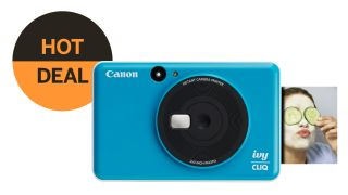 Canon Ivy Cliq instant camera just $79 in Black Friday discount!