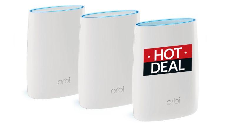 Netgear Orbi Ultimate Whole Home Mesh WiFi System gets