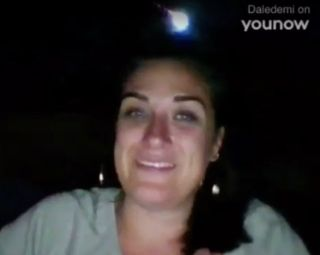 San Diego Fireball Photobombs Video Chat