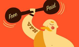 free vs paid vpns