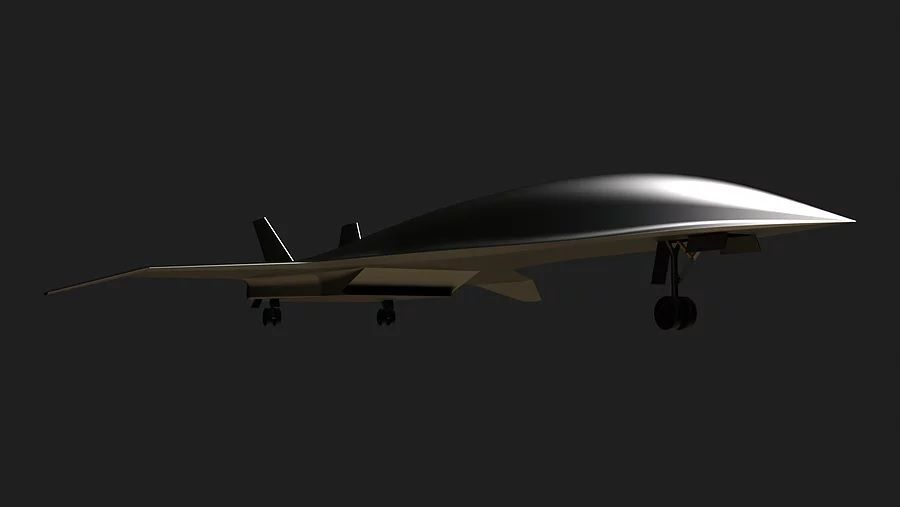 Startup Hermeus Wants to Build a Hypersonic Jet That Flies at 5 Times the Speed of Sound