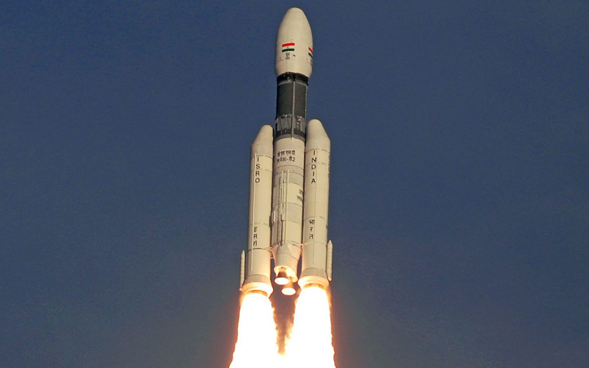 in photos  india u0026 39 s most powerful rocket aces 2nd test