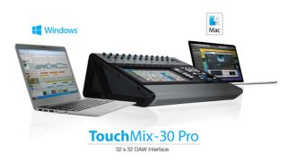 QSC Releases TouchMix-30 Pro Windows Driver