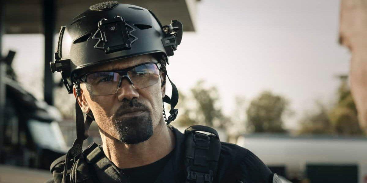 """Shemar Moore as Daniel """"Hondo"""" Harrelson in S.W.A.T."""