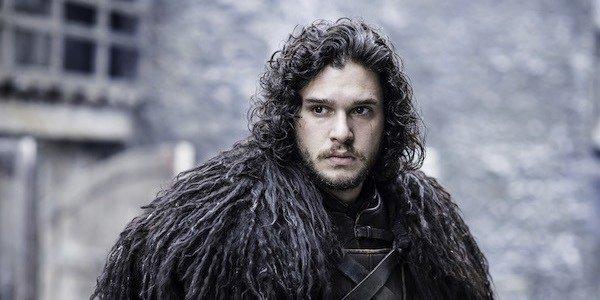 Jon Snow Kit Harington Game of Thrones HBO