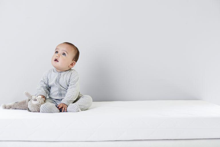 best cot bed mattress: Safenights Luxury Pocket Spring Cot Mattress