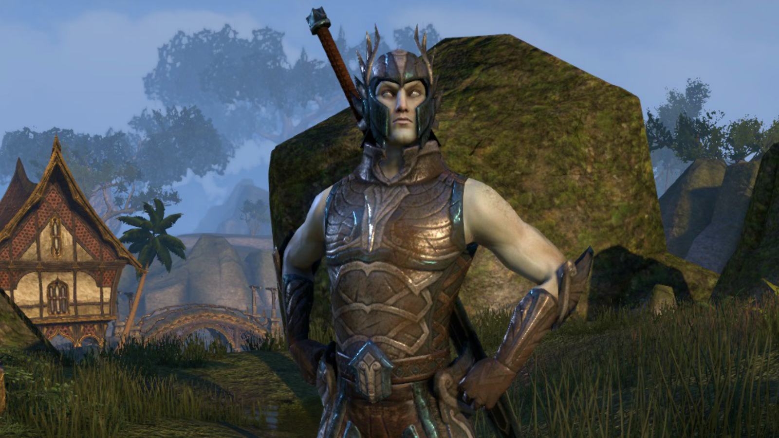 If you're bored with Elder Scrolls, these secret races could be