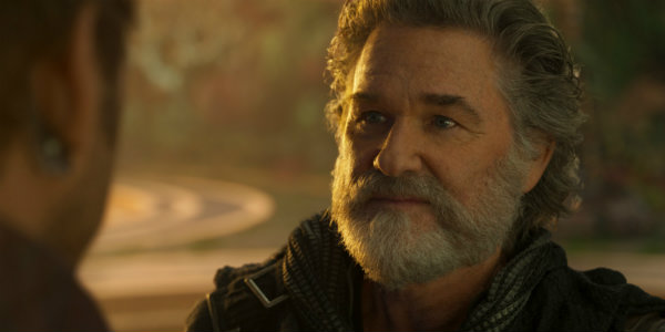 Kurt Russell Ego Guardians of the Galaxy Vol. 2