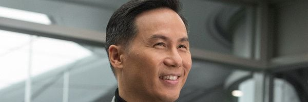 B.D. Wong in Jurassic World